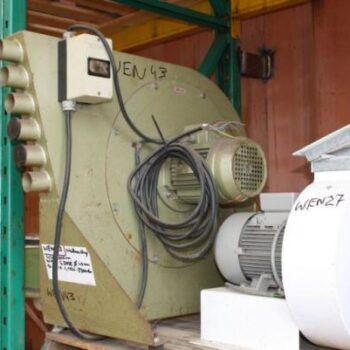 Wentylator Nawiewowy Powietrza / WEN 43