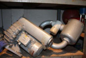 Pompy Podciśnieniowe, Powietrza
