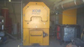 Piec Firmy KOB 1 MW /1/