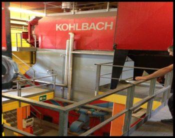 Piec KOHLBACH 4 MW /Hei/