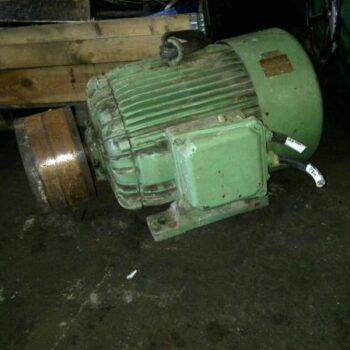 Silnik Elektryczny Do Traka