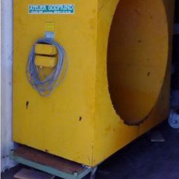 Wykrywacz Metali Do Kłody, Detektor
