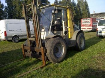 Wózek Widłowy, Niemiecki XELAN