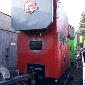 Piec Kohlbach 800 KW /3/