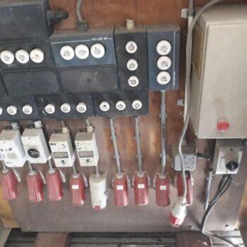 Skrzynka Elektryczna Przyłączeniowa