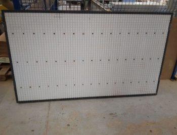 Stół Podciśnieniowy Rastrowy Do CNC