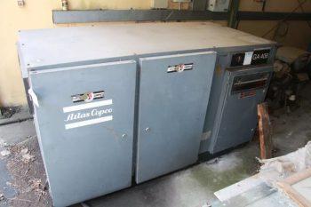 Kompresor Atlac Copco GA 408,  /11/