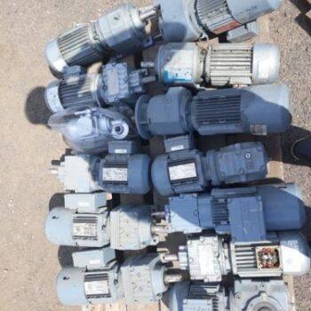 Silniki Elektryczne Z Przekładnią
