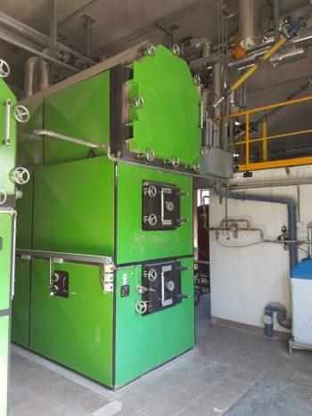 Piec URBAS 800 KW / 10 /