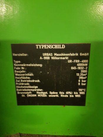 Piec URBAS 5/4 MW