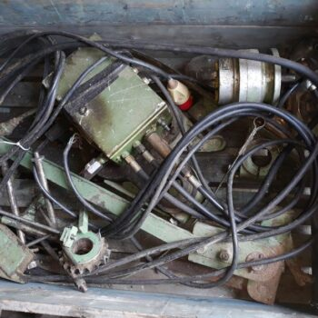 Pompa Hydrauliczna Napinacza Pił Trakowych