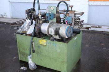 Agregat Hydrauliczny BOSCH