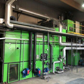 Piec URBAS 1,7 MW