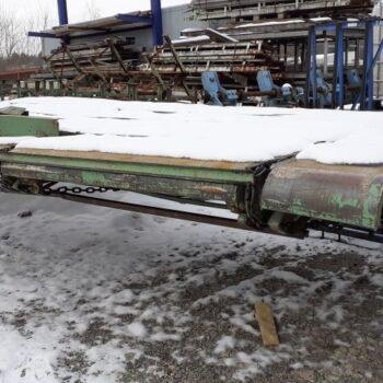 Podajnik Poprzeczny Do Transportu Drewna / PP 187 / REZERWACJA