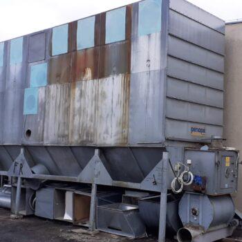 Filtr Instalacja Odpylająca Produkcji Finskiej