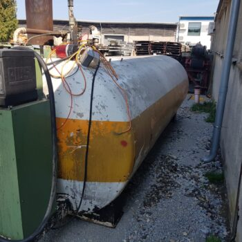 Zbiornik Paliwa Z Dystrybutorem – 10 Tys L