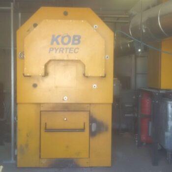 Piec  Firmy KOB 1 MW / 1 /