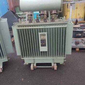 Transformator AEG 500 KVA